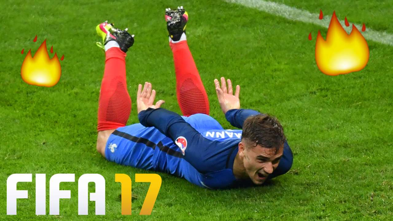 FIFA 17 Griezmann Intro