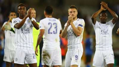 Leicester City Champions League 14092016