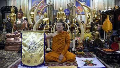 Leicester City Thai monks