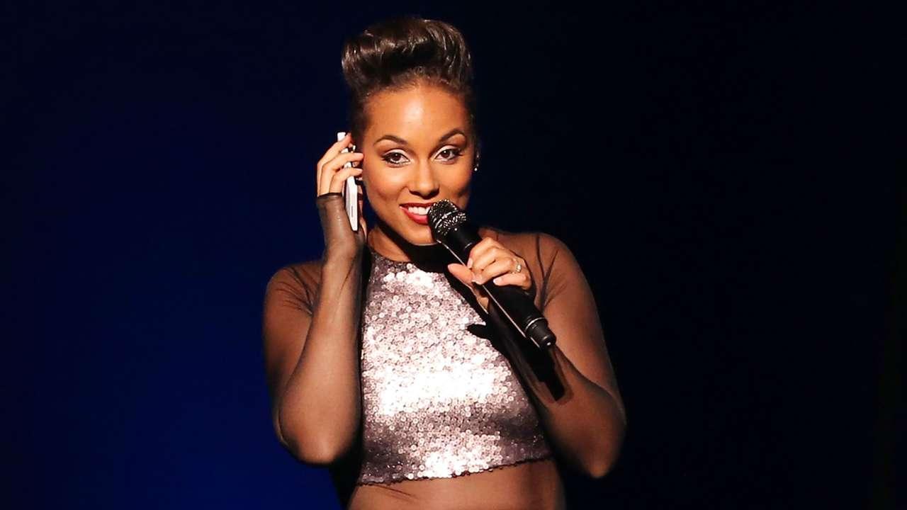 HD Alicia Keys