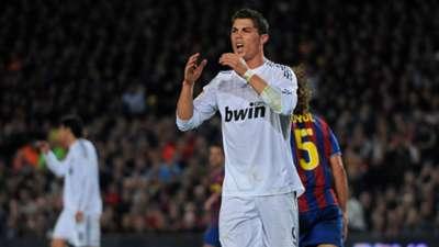 Cristiano Ronaldo Real Madrid Barcelona 2009