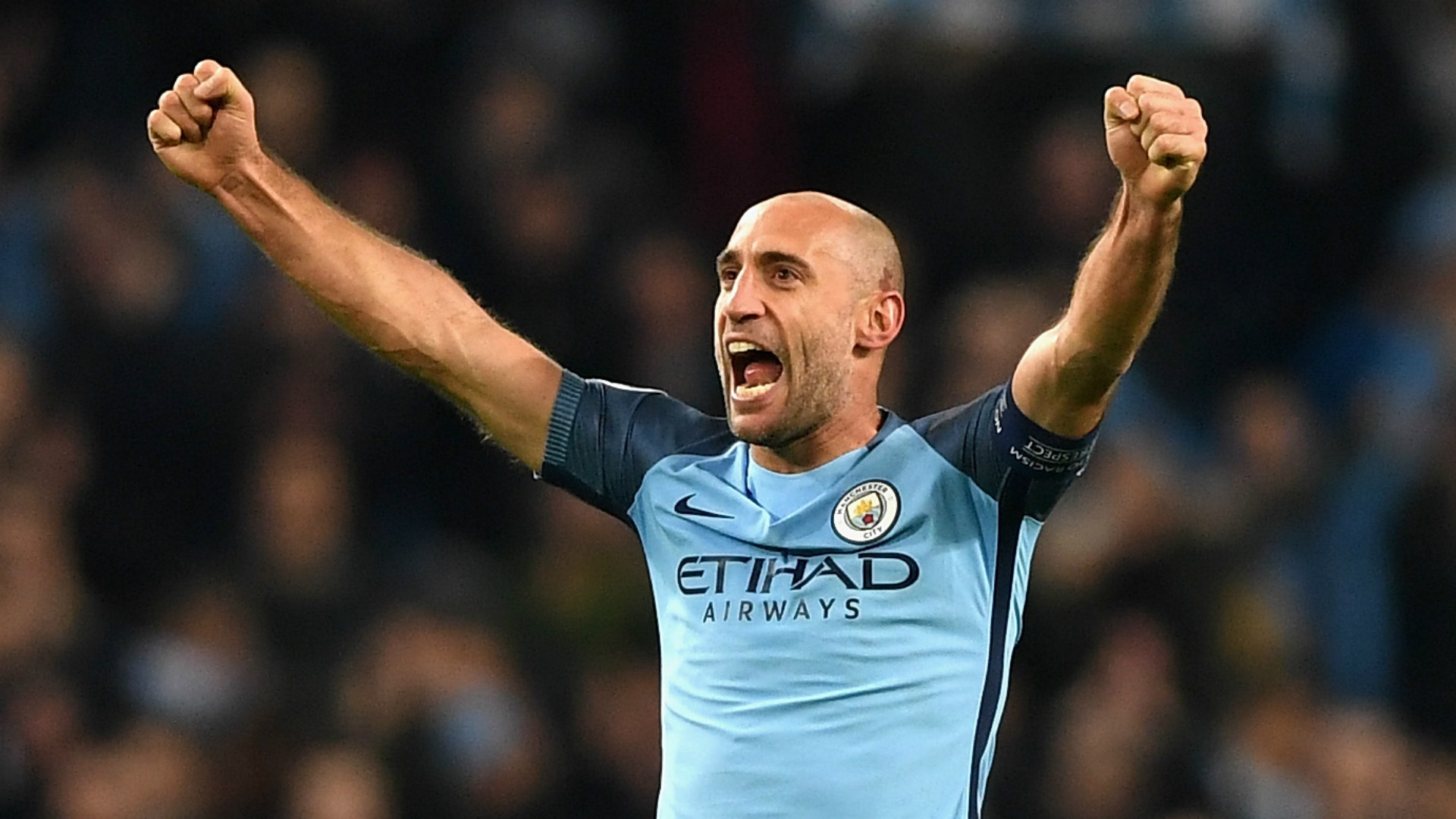 January transfers Pablo Zabaleta