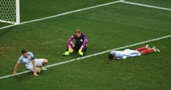 England knocked out of Euro 2016 after losing to Iceland