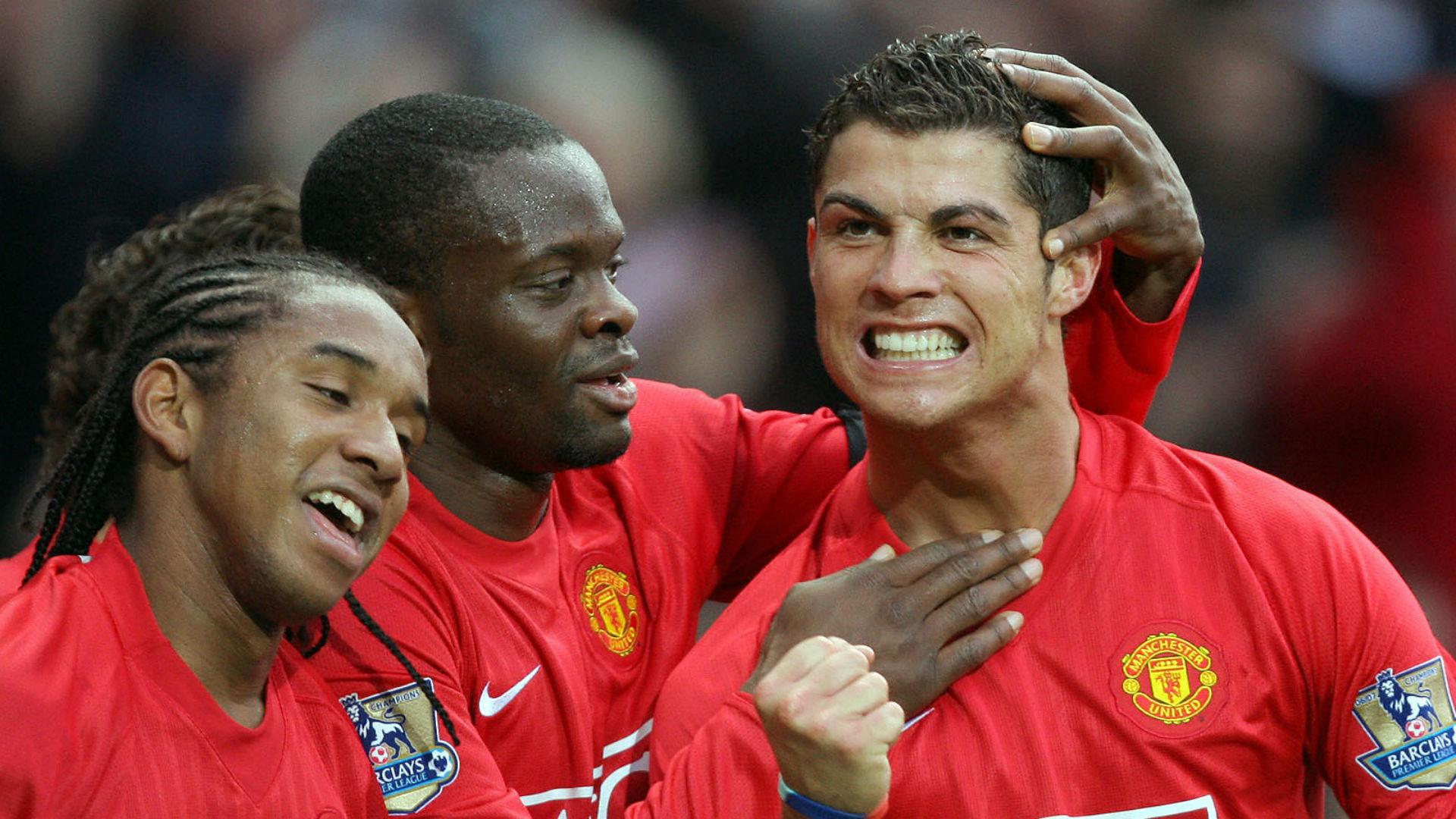 Cristiano Ronaldo has it all' - former Man Utd striker Louis Saha ...