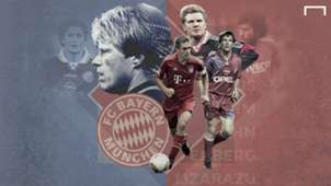 Beckenbauer, Scholl and two Mullers: The 20 greatest Bayern Munich players of all time