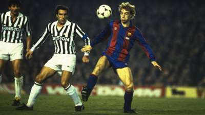 Steve Archibald Barcelona Juventus European Cup
