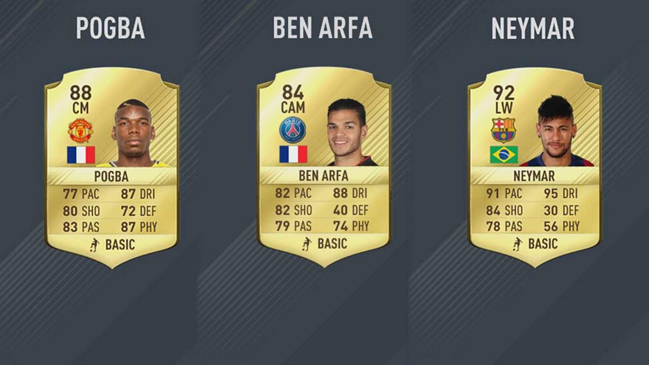 FIFA 17 5-star card