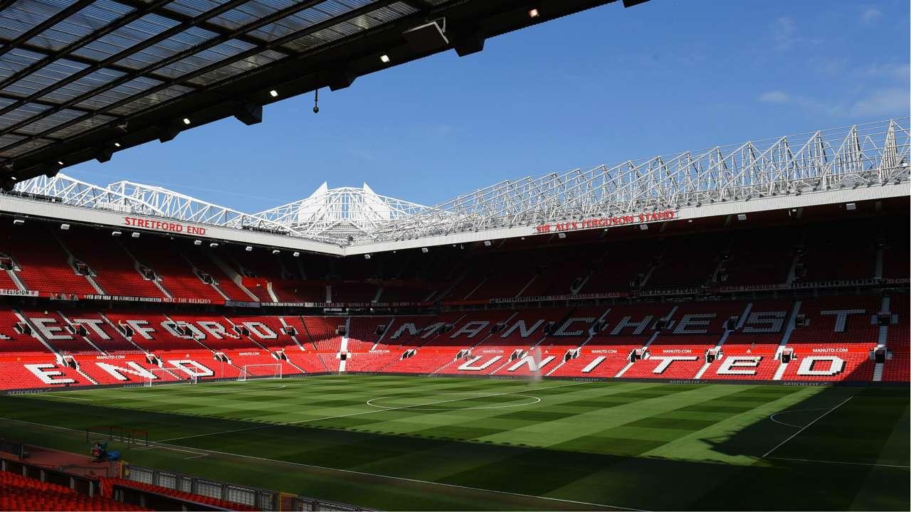 Old Trafford Manchester United Tottenham 08082015