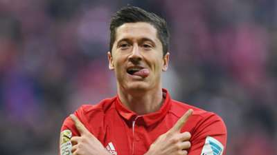 HD Robert Lewandowski Bayern Munich