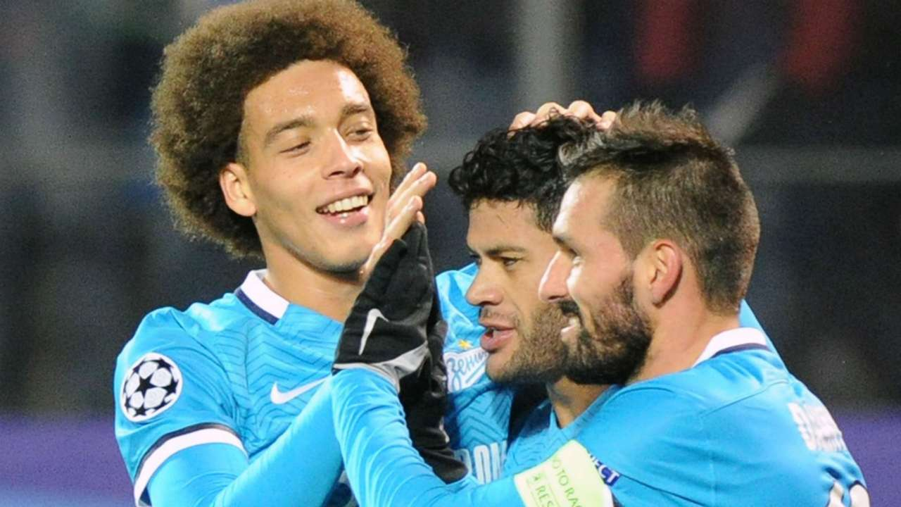 Who can Zenit face in the Champions League last 16?