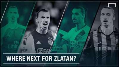 Zlatan Ibrahimovic cover