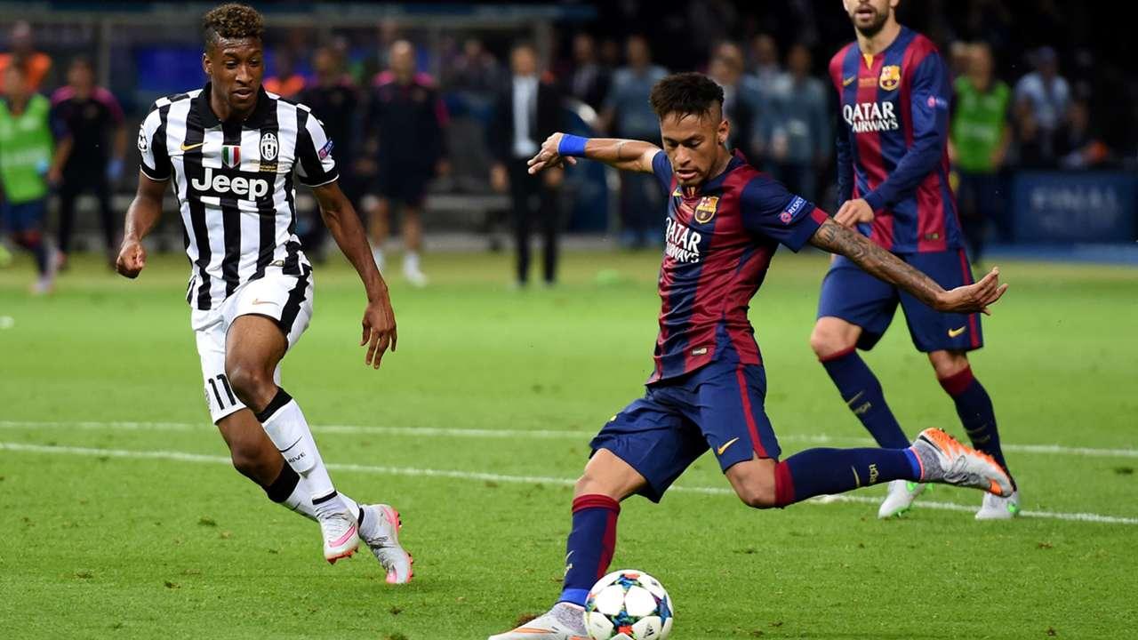 Neymar Juventus Barcelona Champions League final 06062015