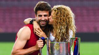 Gerard Pique Shakira 30052015