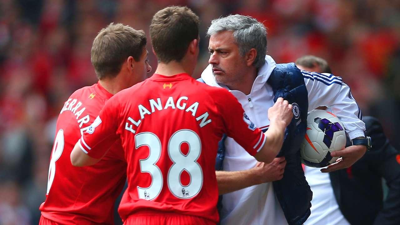 37 Jose Mourinho Liverpool Chelsea 2014