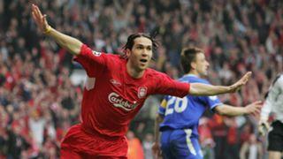 Luis Garcia Liverpool Chelsea 2004-05 Champions League