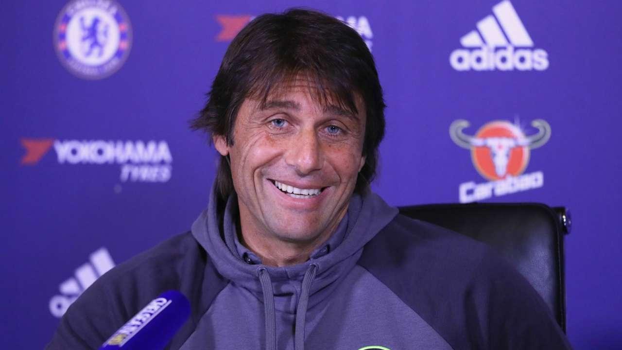 Antonio Conte Chelsea 2016