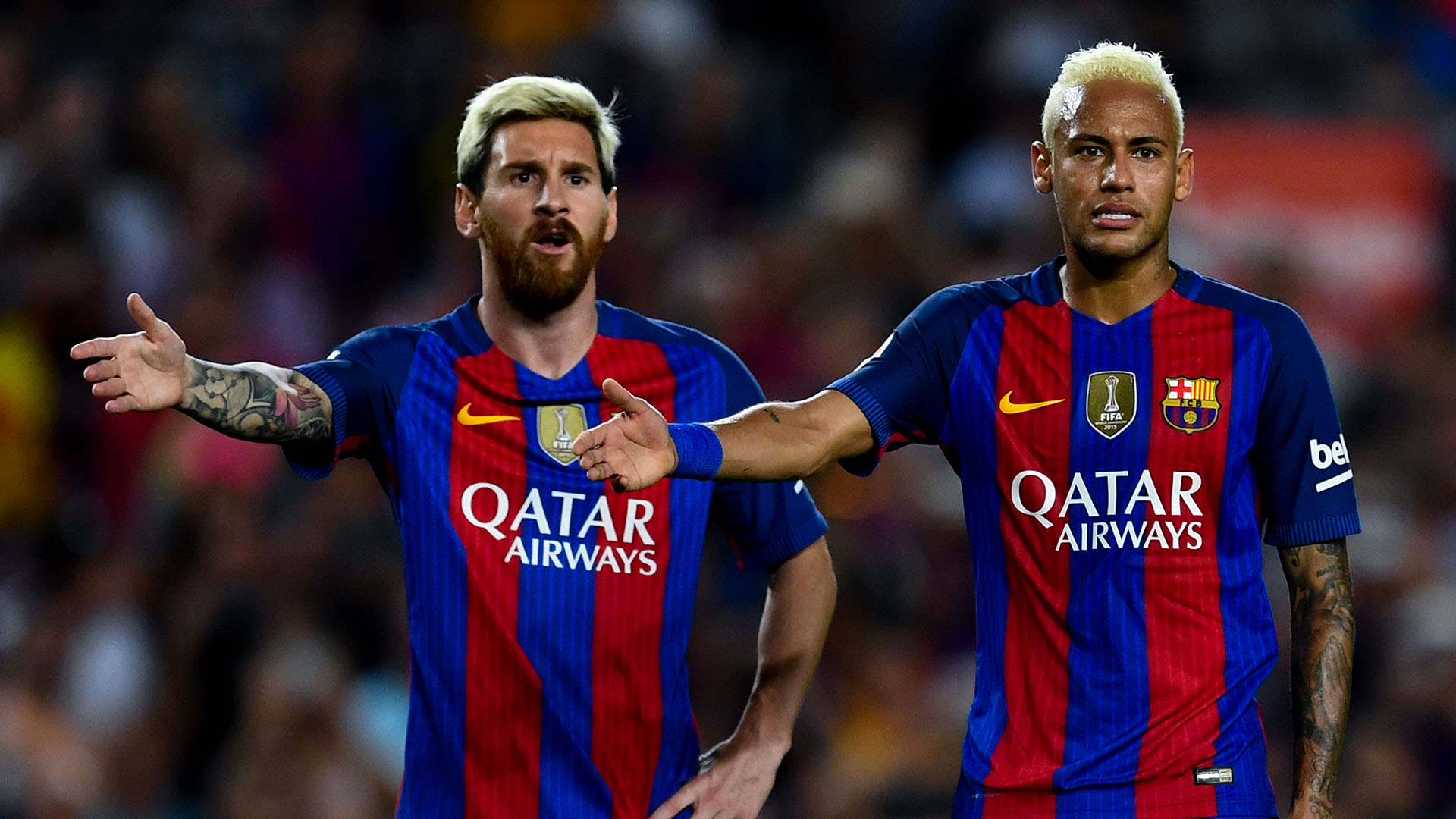 He S Not Far From Messi And Ronaldo Cafu Tips Neymar To Be
