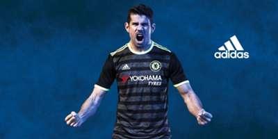 Chelsea 2016-17 kit