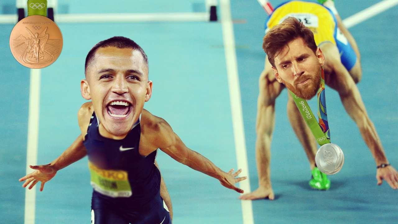 Olympic mash up