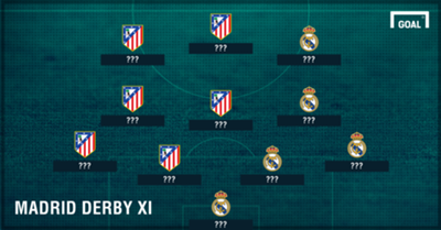 Madrid Derby XI