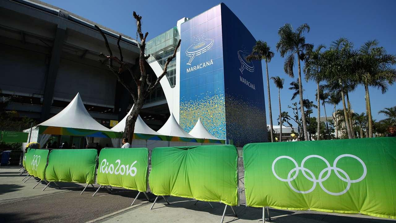 Rio Olympic Games football