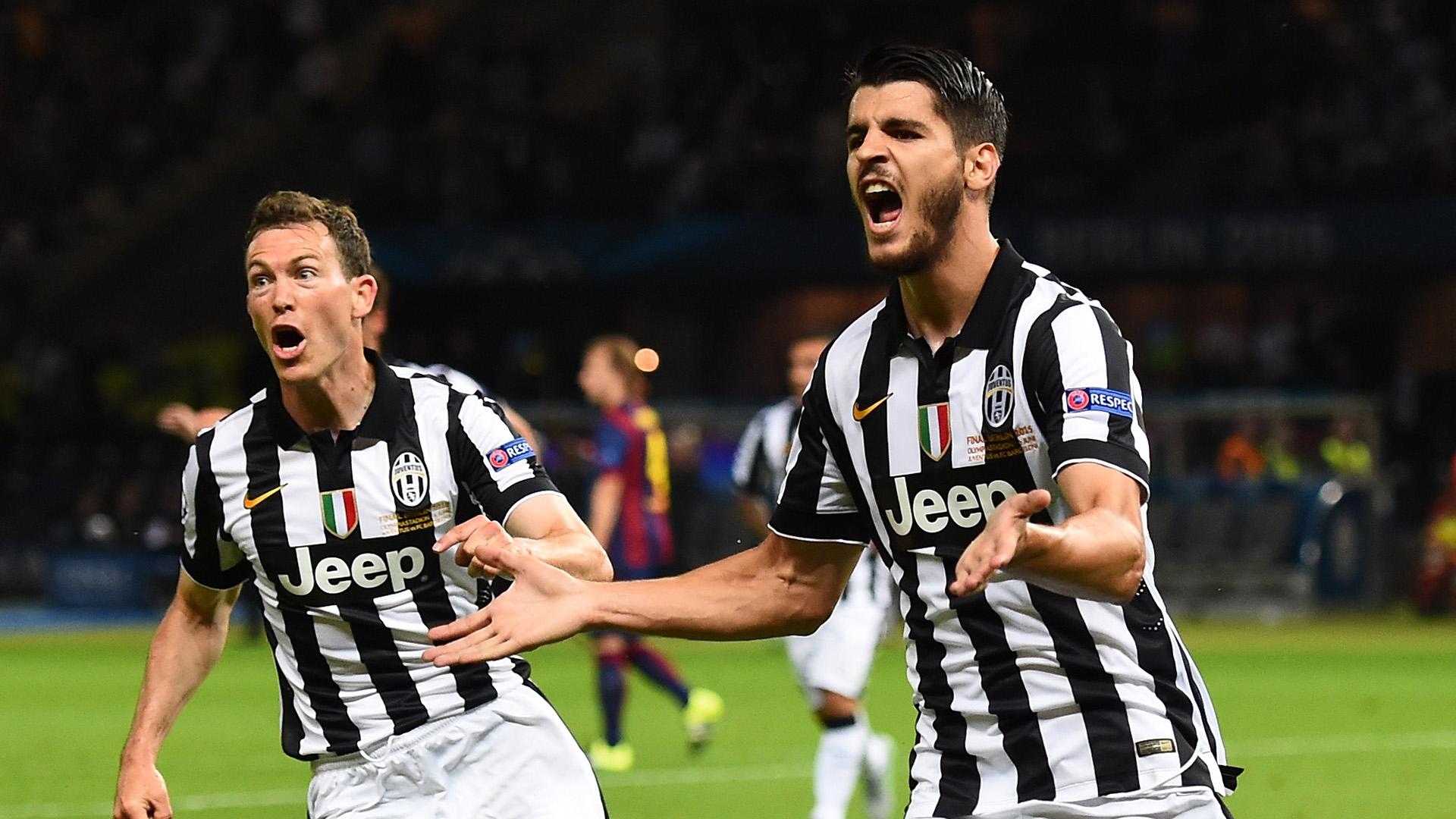 Morata e il ritorno alla Juventus: