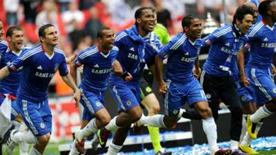 Chelsea 2010 FA Cup