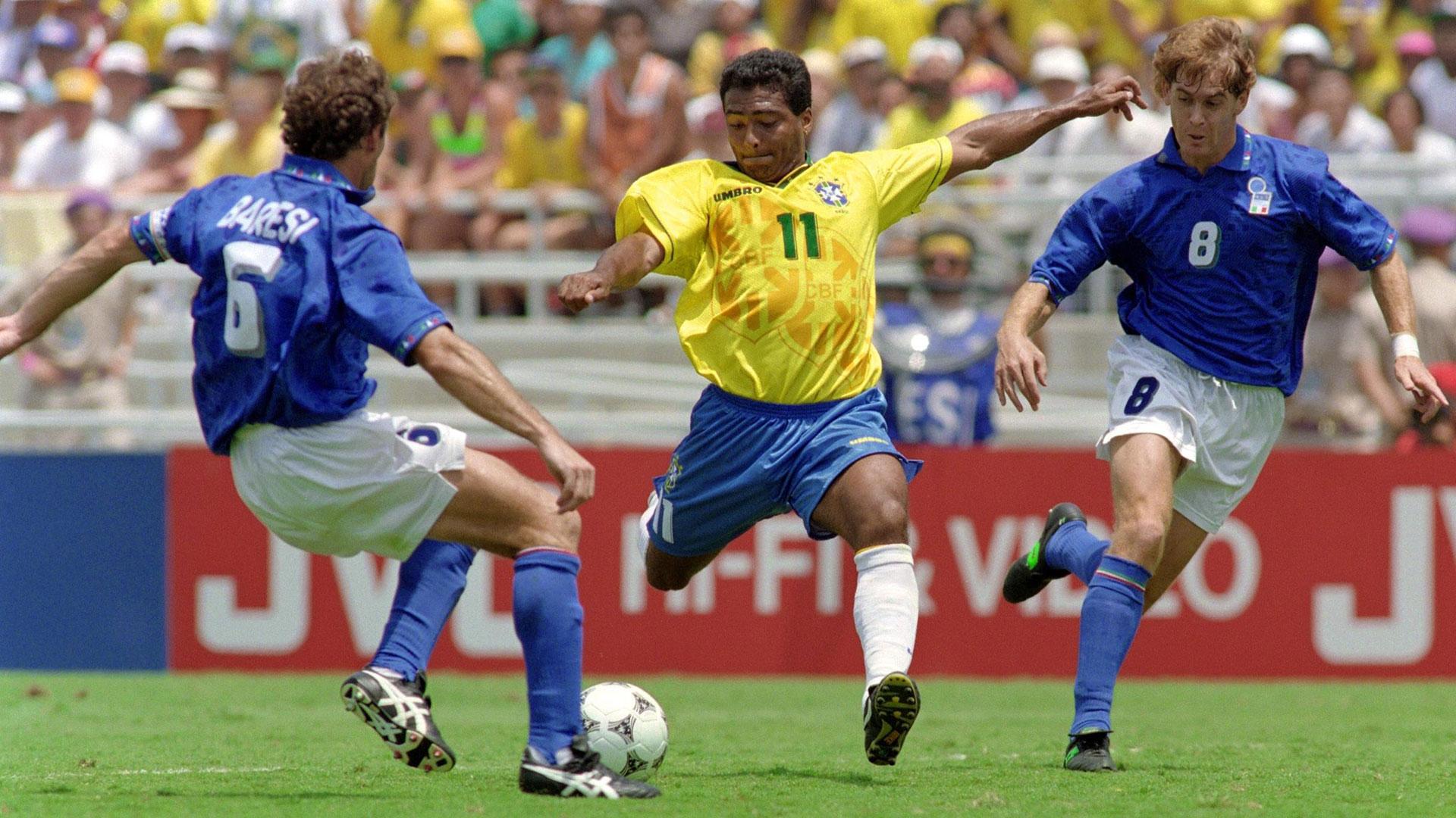 Il 9 gennaio la rivincita di Brasile-Italia '94: protagonista anche Nicola Berti