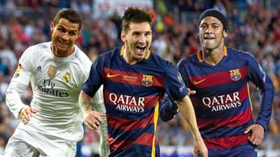 Race to the Ballon d'Or Messi Ronaldo Neymar