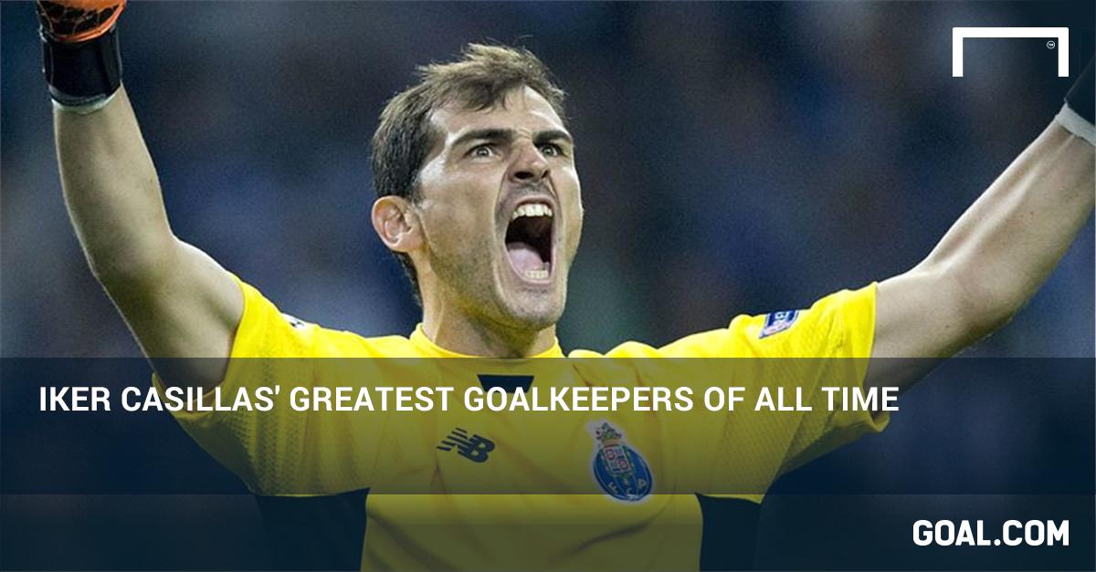 Casillas greatest