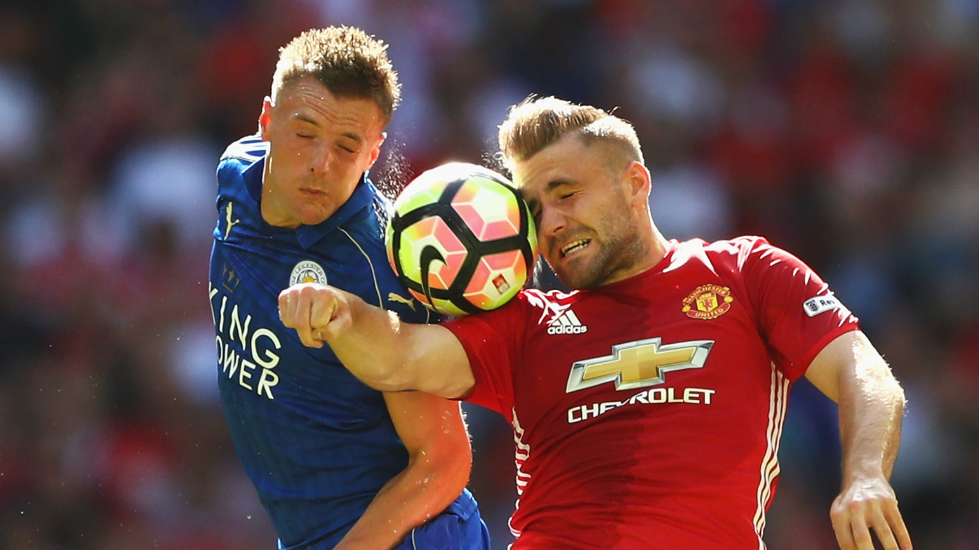 Big Match Stats Pack Leicester City V Manchester United