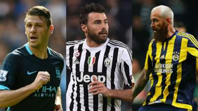Fifty players who will be available for a Bosman free transfer from January 2016