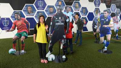 Fans Global Legends Series Thailand