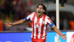 Radamel Falcao Atletico Madrid