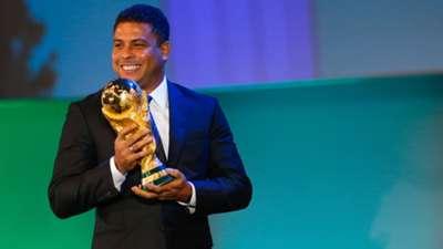 Brazilian Ronaldo Nazario
