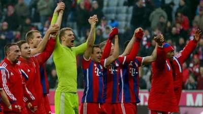 Bayern Munich 14022015