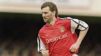 Tony Adams Arsenal 31032001