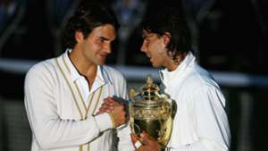 Rafael Nadal Roger Federer Wimbledon