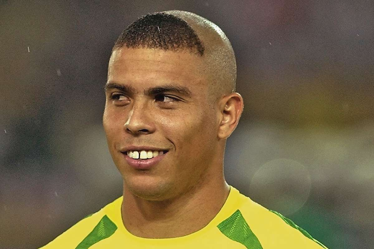 Ronaldo Luftet Das Geheimnis Um Seine Frisur Bei Der Wm 2002 Goal Com