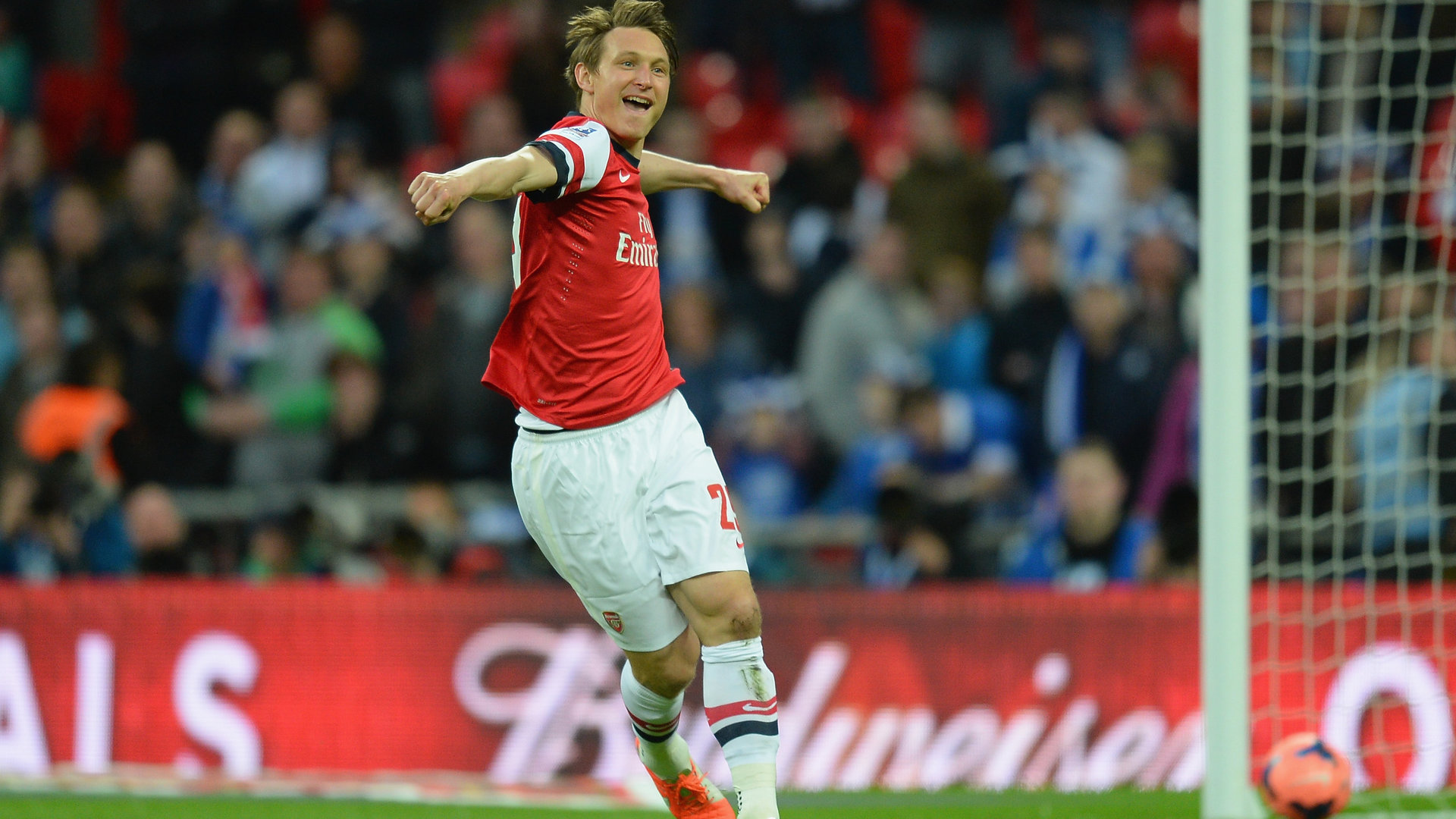 'I walked in, won a trophy and walked out' - Kallstrom opens up on his bizarre Arsenal loan spell