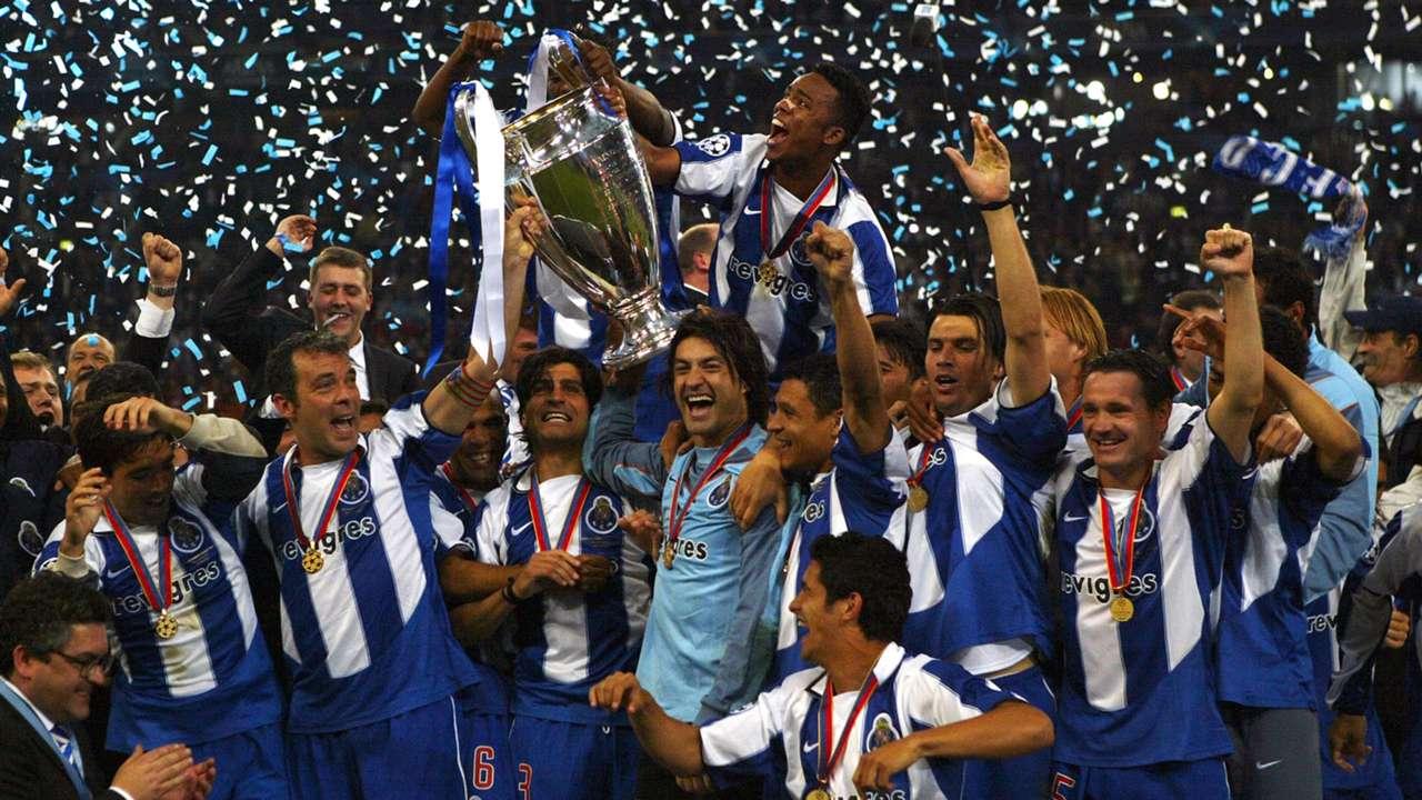 Champions League Porto Bayern