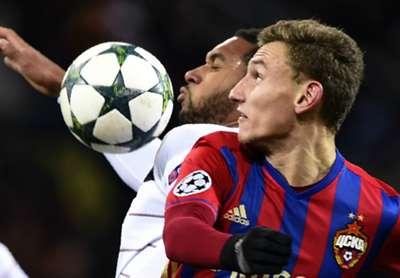 Fedor Chalov CSKA Bayer Leverkusen