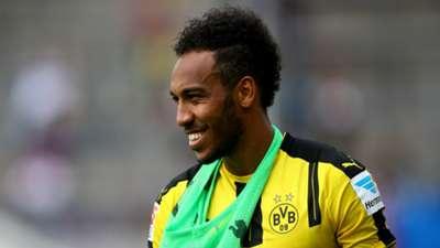 Pierre-Emerick Aubameyang Dortmund Pre-Season 2016