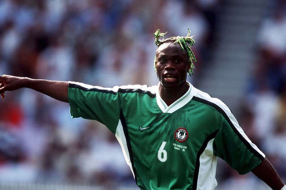 Whatever happened to Taribo West? The ageless defender with the best hair |  Goal.com