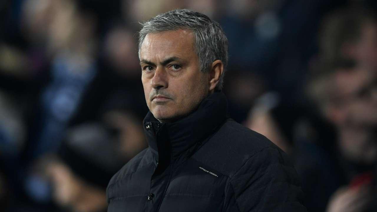Jose Mourinho Man Utd 2016