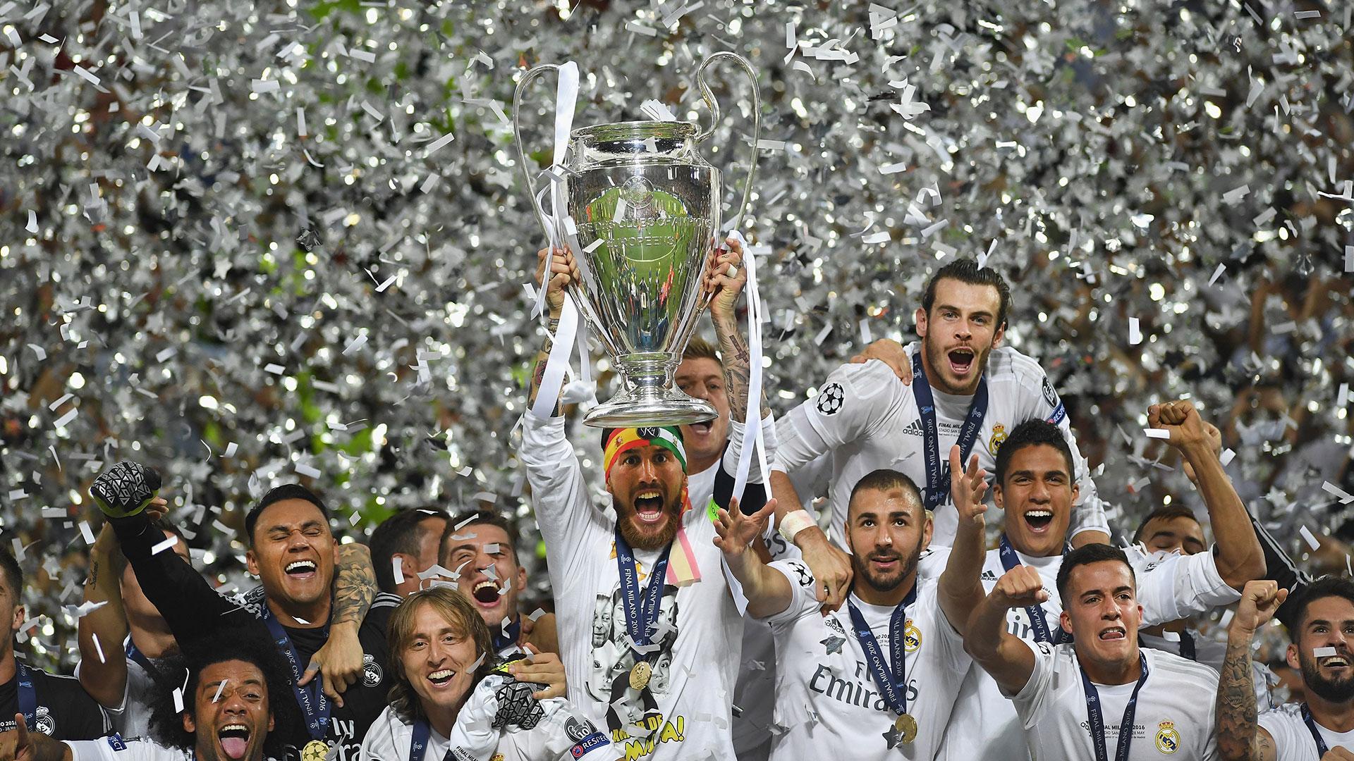 Cristiano Ronaldo Y Gareth Bale Abanderados De La Gran