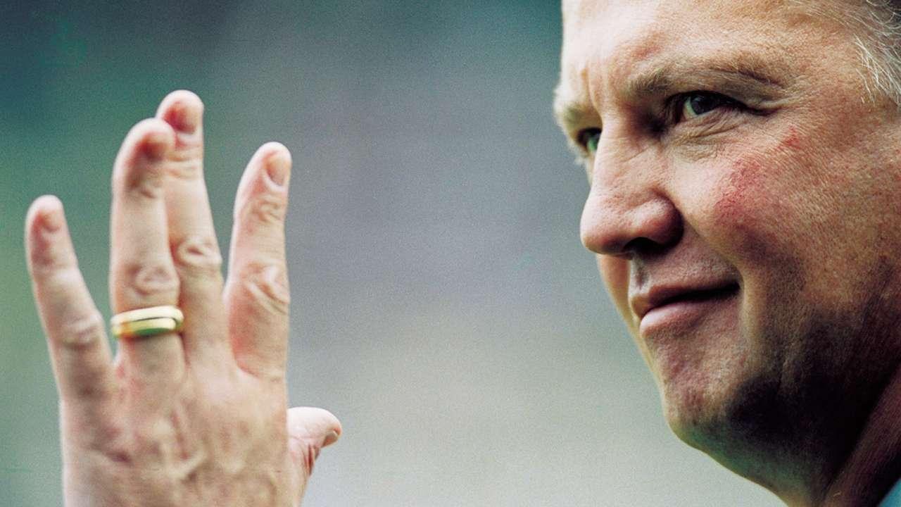 Louis van Gaal Netherlands 2001