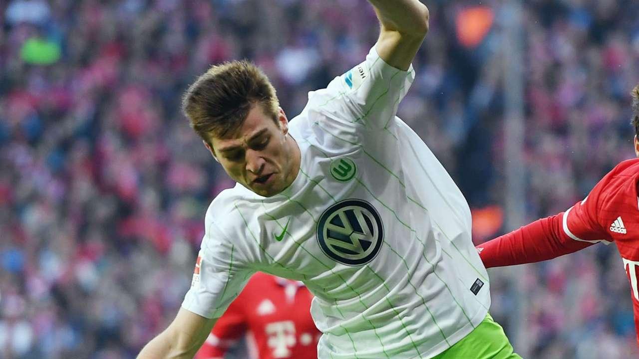 Robin Knoche Wolfsburg