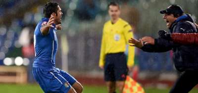 Eder Antonio Conte Italy Bulgaria