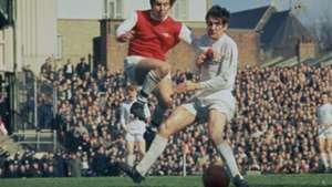 Norman Hunter Leeds Arsenal